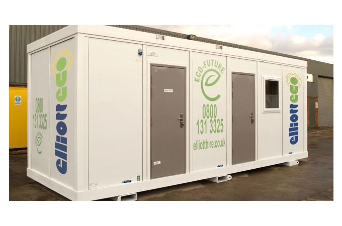Elliott Hire Temporary Kitchens Modular Buildings And