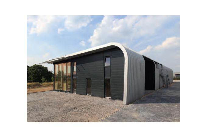 Kalzip Ltd Cladding Roofing And Rainscreen Cladding