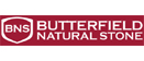 Logo of Butterfield Natural Stone
