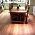 Matt Oiled Engineered Oak Flooring