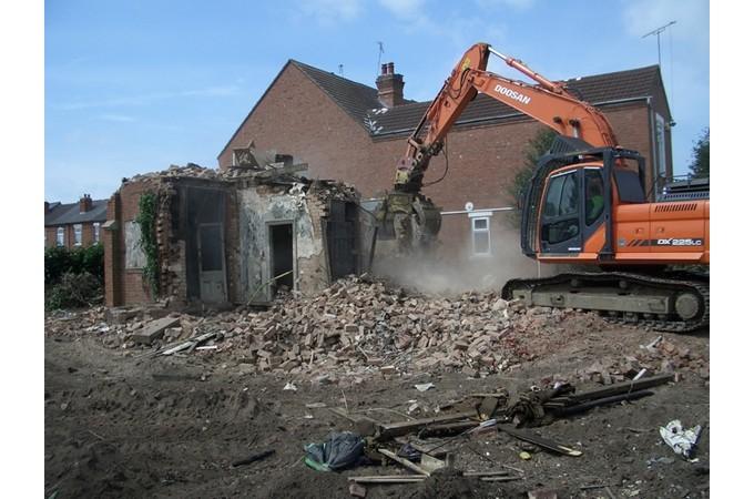 how to find demolition jobs
