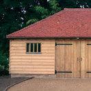 2 Bay Timber Garage