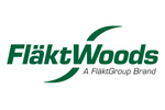 Flakt Woods Ltd logo
