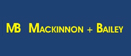 Logo of Mackinnon & Bailey