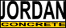 Logo of Jordan Concrete
