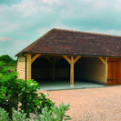 Oak Framed Garages