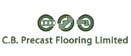 Logo of C.B. Precast Flooring Limited
