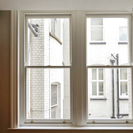 Sash Window project in Kensington