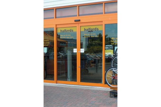 Axis automatic entrance systems barriers