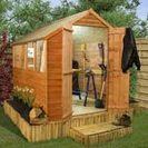 Okeford Classic Overlap Shed