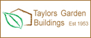 Taylors Garden Buildings logo
