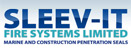 Logo of Sleev-it Fire Systems Ltd
