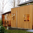 Western Red Cedar Tongue and Groove Cladding