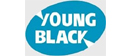 Young Black logo