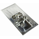 Reginox stainless steel sinks