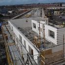 Housing development in Dublin