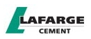 Logo of Lafarge Cement