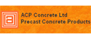 Logo of ACP (Concrete) Ltd (Walling Division)