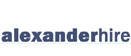 Logo of Alexander Hire