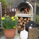 Wood Fired Oudoor Pizza Oven