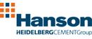 Hanson  Building & Landscaping Aggregates logo