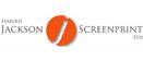 Logo of Harold Jackson Screenprint Ltd