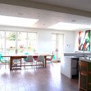 High Gloss Colourful Kitchen