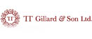 Logo of TT Gillard & Son Ltd