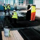 Podium Waterproofing