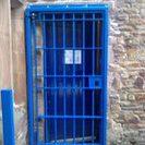 Consett Grille Gate