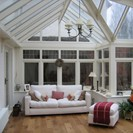 Feature Gable Fronted Conservatory