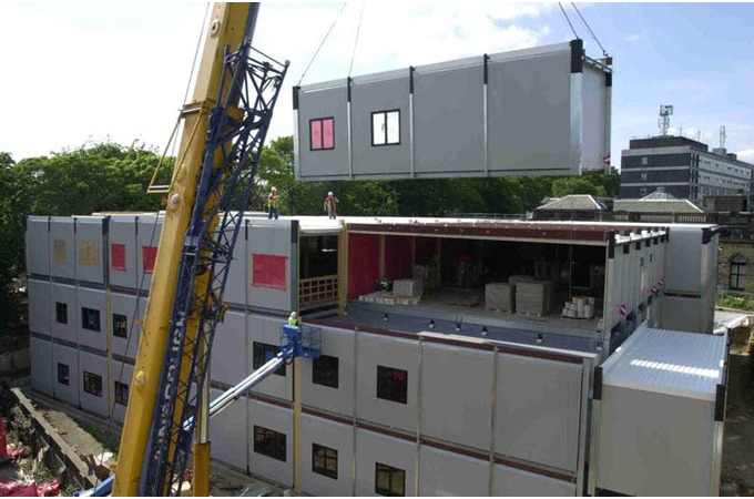 H A Marks Modular Building Systems And Modular Buildings