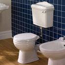WC Pan & Cistern Set