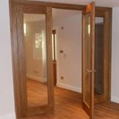 Bespoke Internal Triple Doorse