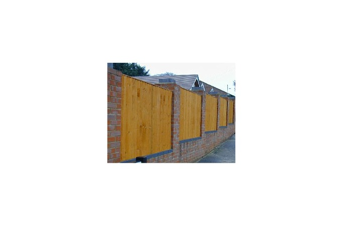 Brick Wall Fence Ideas Images