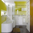 BetteRoom guest bathroom basin