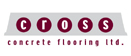 Logo of Cross Concrete Flooring Ltd
