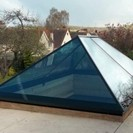 Contemporary Slimline Roof Lanterns