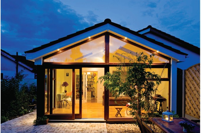 Instant Living Space Garden Rooms And Garden Offices
