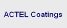 Logo of Actel Coatings