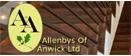 Logo of Allenbys Of Anwick Ltd