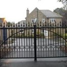 WroughtIron Gate