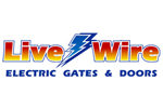 Livewire Gates and Doors logo