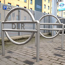DLR Stainless Steel Cycle Stands