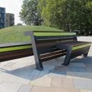 Seven Series Bench