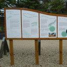 Wooden Frame Signage
