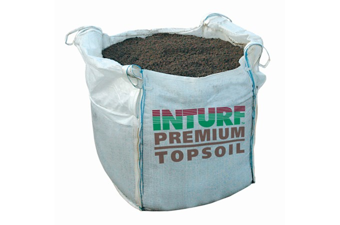 Inturf turf all weather grass and topsoil for Bags of topsoil