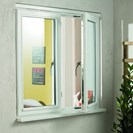 SS Casement Window