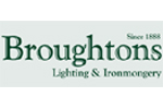 Broughtons of Leicester logo