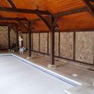 Oak Framed Swimming Pool Covers